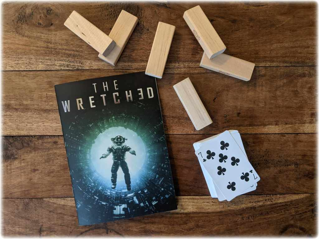 The Wretched by Chris Bessette.